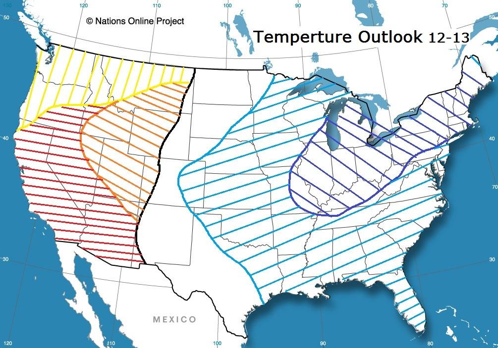 Winter Outlook 2012 2013